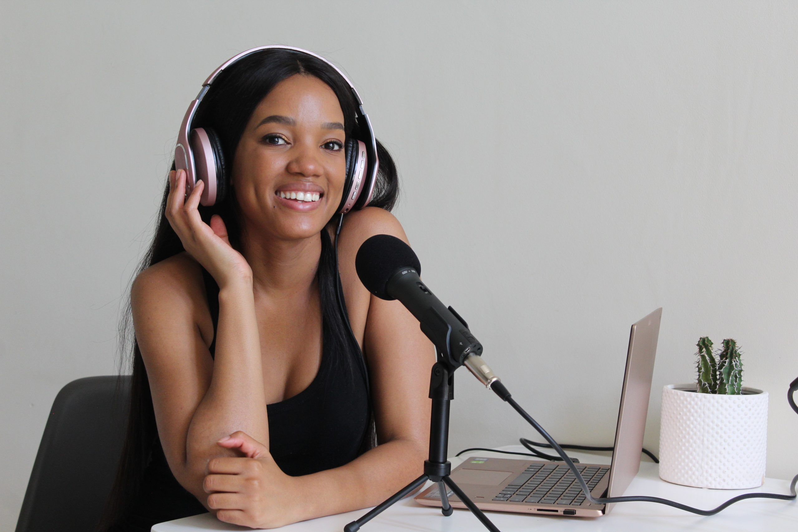 Founder and Host of She Brigade the Podcast