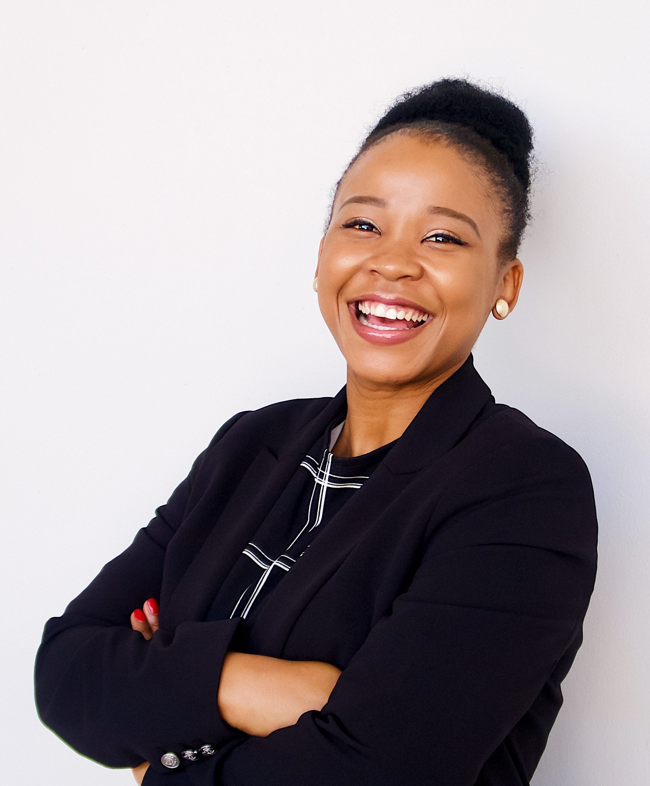 woman of color in leadership position - Ayanda Vana