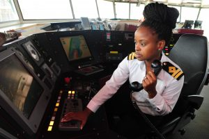 Africa's First Female Dredge Master Londy Ngcobo